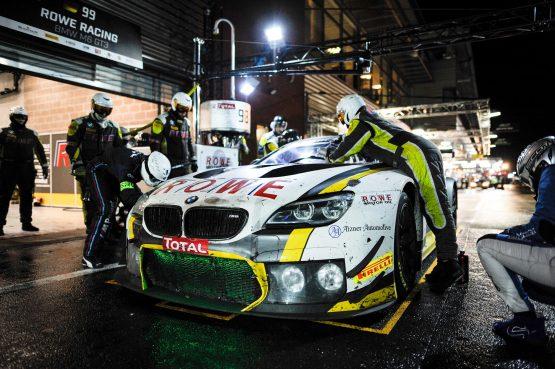 Rowe Racing Total 24 hours of Spa 2017