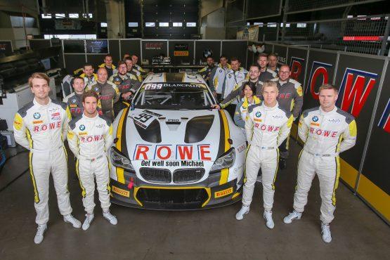 Rowe Racing Teambild