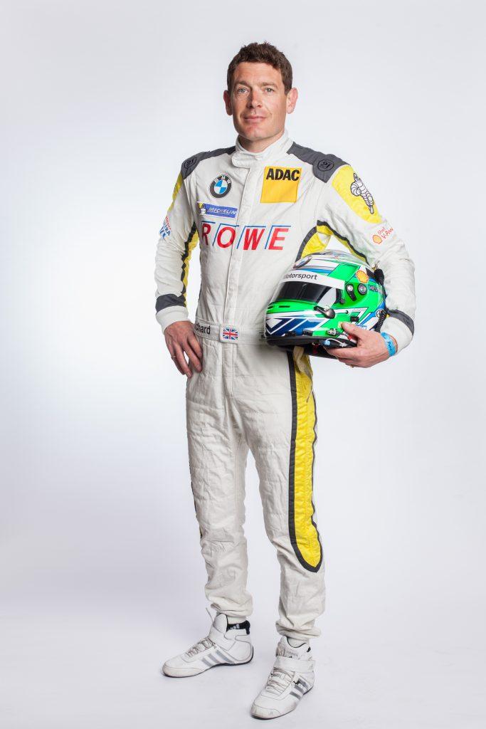 Richard Westbrook 1. VLN Lauf 2017, Nürburgring-Nordschleife